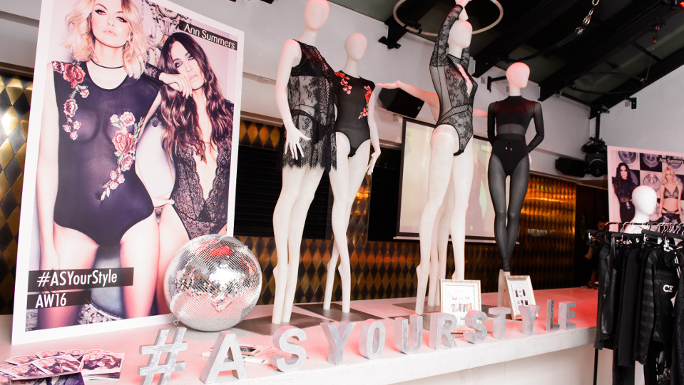 ANN SUMMERS: AW16 PRESS DAY