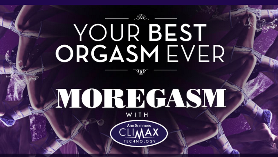 EXPERIENCE MOREGASM: THE COLLECTION